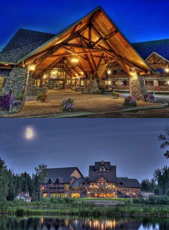 Elk Ridge Resort in Saskatchewan. Elk Ridge has both summer and winter fun happening!  A great adventure here!