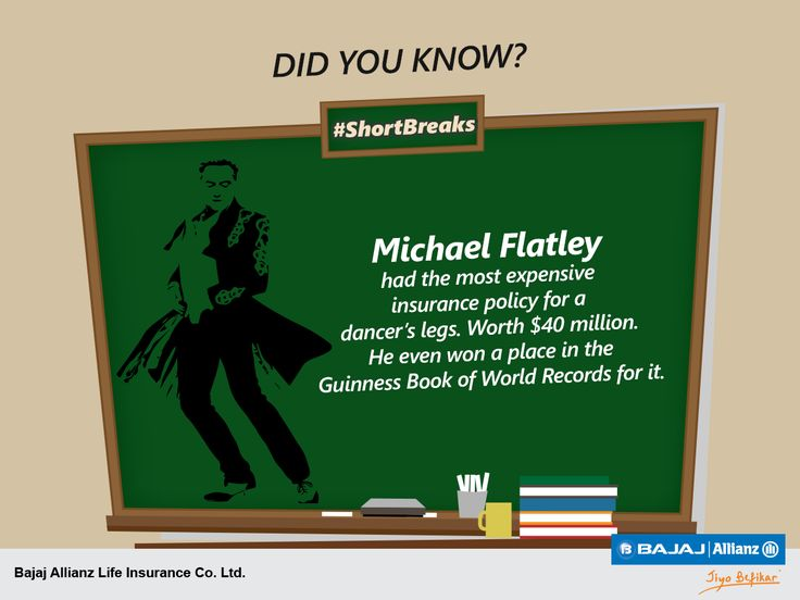 Put your dancing shoes on. Here is a fact that will make you break into a dance. A fun #ShortBreak for you & your dancing friends.
