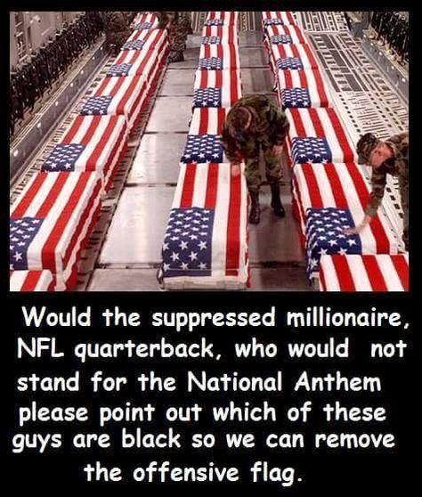 nfl players stand for national anthem | NFL Players and the National Anthem