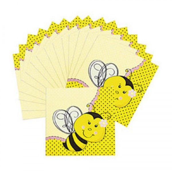 Bee Napkins ThemeBee PartyBusy