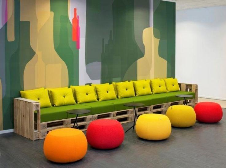 Deavita vous propose 27 photos splendides de canapé en palette de bois! Poursuivez la lecture de notre article et choisissez les idées qui