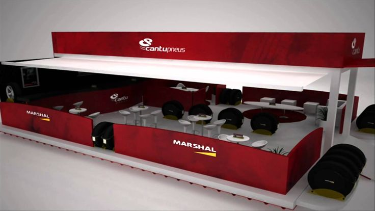Container Concept - Cantu Pneus / Marshal