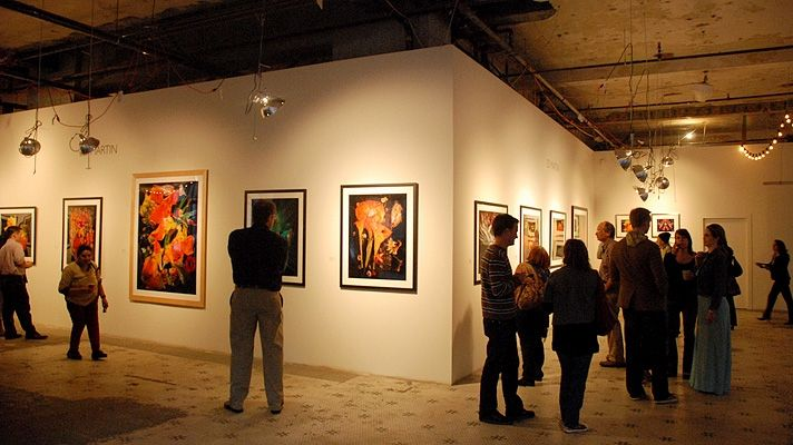 Downtown L.A. Art Walk every 2nd Thursday of the month from noon to 9pm
