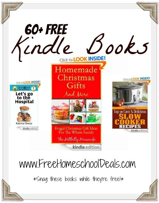 Free Kindle Books: Frugal Christmas Gift Ideas For The Whole Family, Wheat Free and Gluten Free Alternatives, Master Your DSLR Camera + More! (These books are free at the time of this posting on 11/7/12. Double-check the price because those change often!)