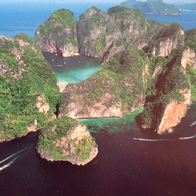 NEW BOOK TRIPSRecommended gigitropeaTHAILANDIA Isola di PHI PHI LE⭐️⭐️⭐️⭐️⭐️