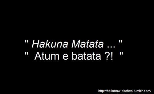Portuguese humor   : )