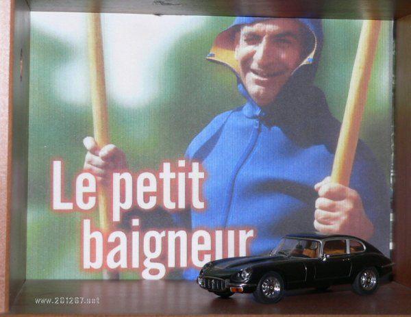 jaguar Le petit Baigneur
