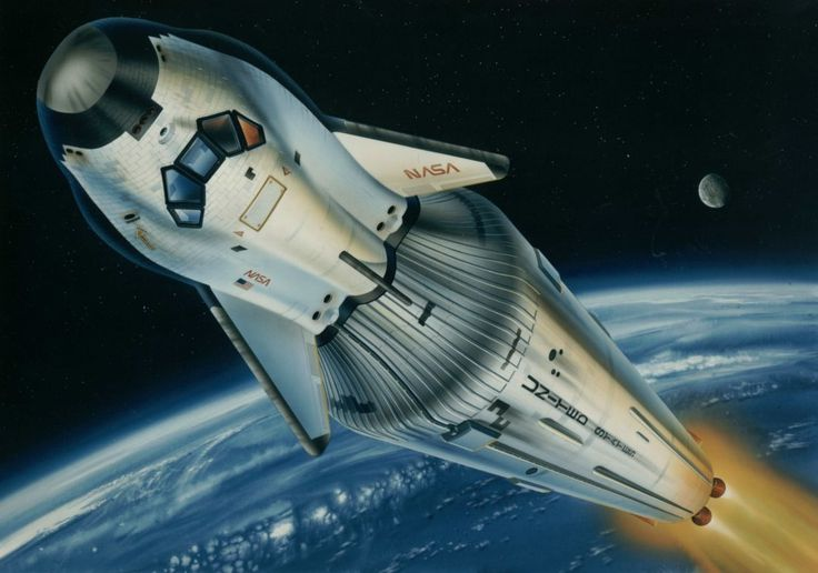nasa rocket crashes paintings - photo #31