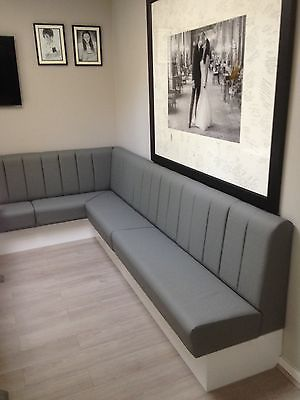 Fixed Bench Seating Pub Bar Reception Coffee Shop Chip 7