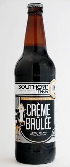 Southern Tier's Creme Brûlée - my favorite beer ever. #craftbeer