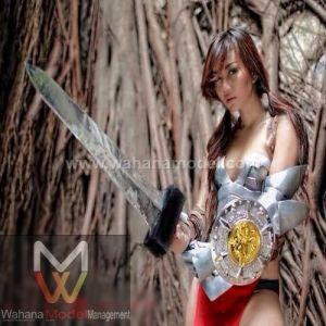 Neztha Permata - Model Jakarta