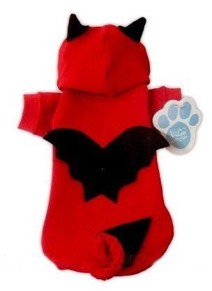 disfraz de diablito para tu perro halloween