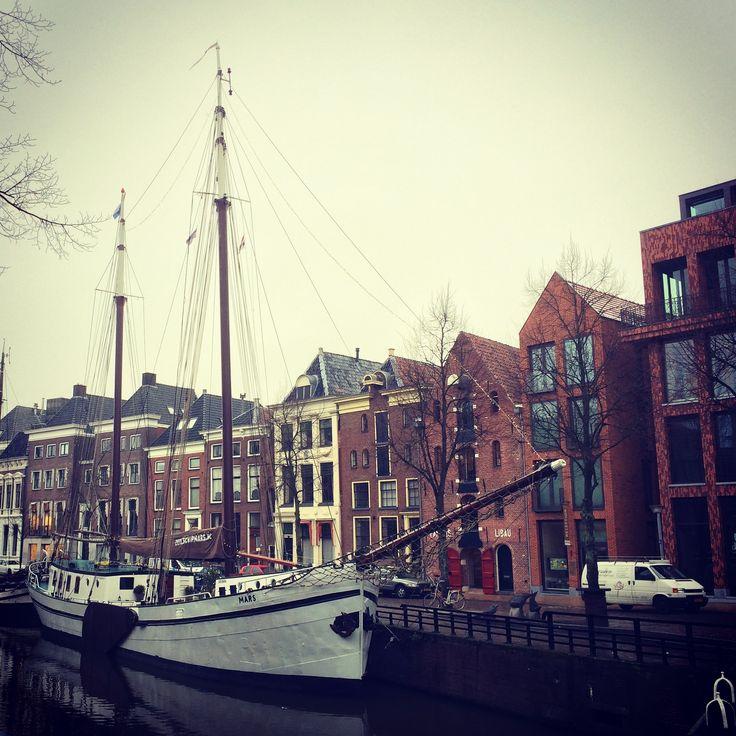 Hooge der A, Groningen.