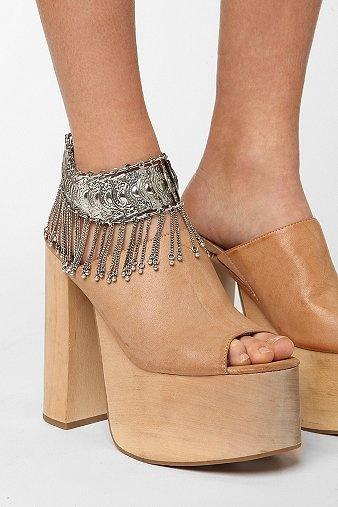 Moroccan Dance Anklet