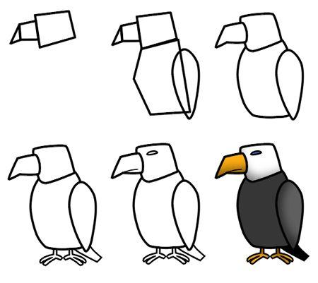 cartoon-eagle-3.gif (450×401)