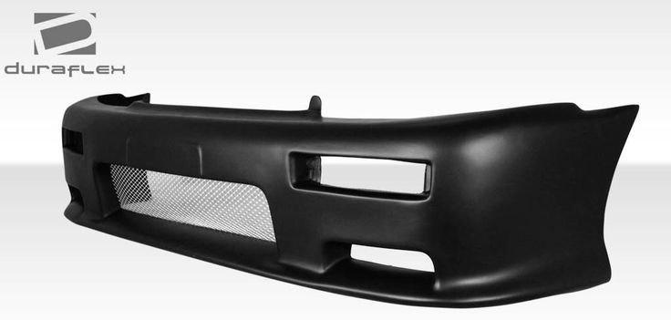 Hb Type M Front Bumper Body Kit 1 Pc For Honda Civic 88-91 Duraflex edpart_10077