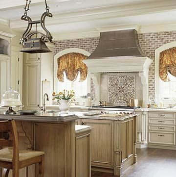 161 Best Images About Rustic Kitchens On Pinterest Stove Cabinets And Islands
