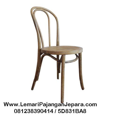 Jual Kursi Cafe Jati Bundar Merupakan Produk Kursi Cafe dengan desain Bundar Lengkung yang Unik untuk rumah Cafe anda tersedia Model Lain di mebel Kursi