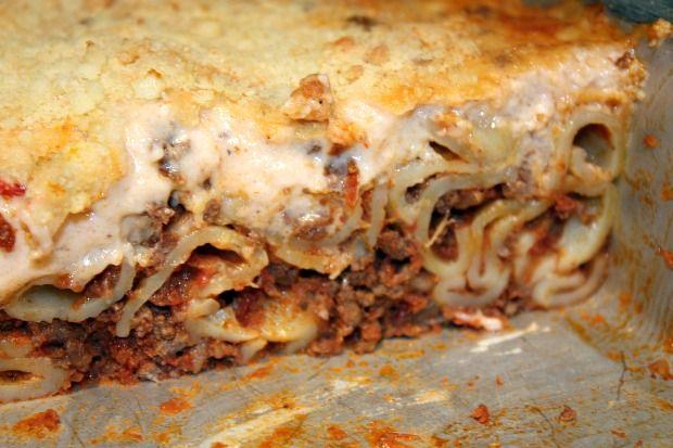 Recipes For Divine Living: Pastitsio (aka Greek Lasagna)
