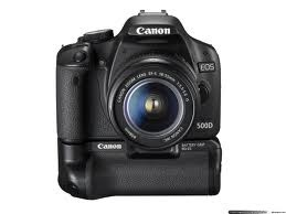 Canon 50D Gripped