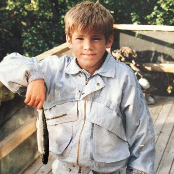 Pin for Later: Ryan Reynolds Seriously Couldn't Have Been a More Adorable (or Mischievous) Kid