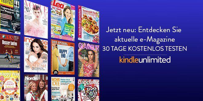 Jetzt ist es soweit: Amazon Newsstand ist auch in Deutschland verfügbar und wir sind Kooperationspartner! Bald könnt ihr viele epaper von uns bei Amazon.de lesen.