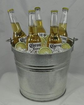 Bucket of Beer on Ice - Just Dough It Fake Food