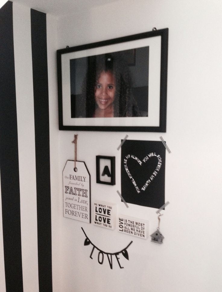 Our gallery wall <3