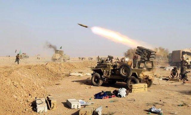 Milisi Syi'ah gunakan senjata Barat untuk Kejahatan Perang  Popular Mobilization meluncurkan roket (Arabnews)  Milisi Syi'ah dianggap melakukan kejahatan perang dengan menggunakan senjata dari negara lain yang dipersiapkan bagi tentara Irak untuk melawan ISIS. Laporan ini disampaikan oleh Amnesty International pada Kamis (5/1). Organisasi HAM tersebut menyebut grup bernama Hashid Shaabi (juga dikenal dengan Popular Mobilization) menggunakan senjata dari gudang militer Irak untuk melakukan…