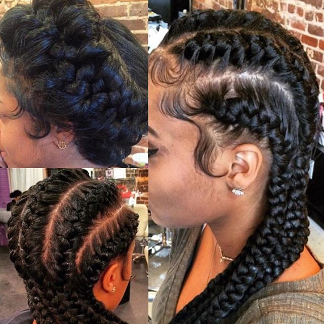 ... What you will learn How to do underhand braids? Pinteres
