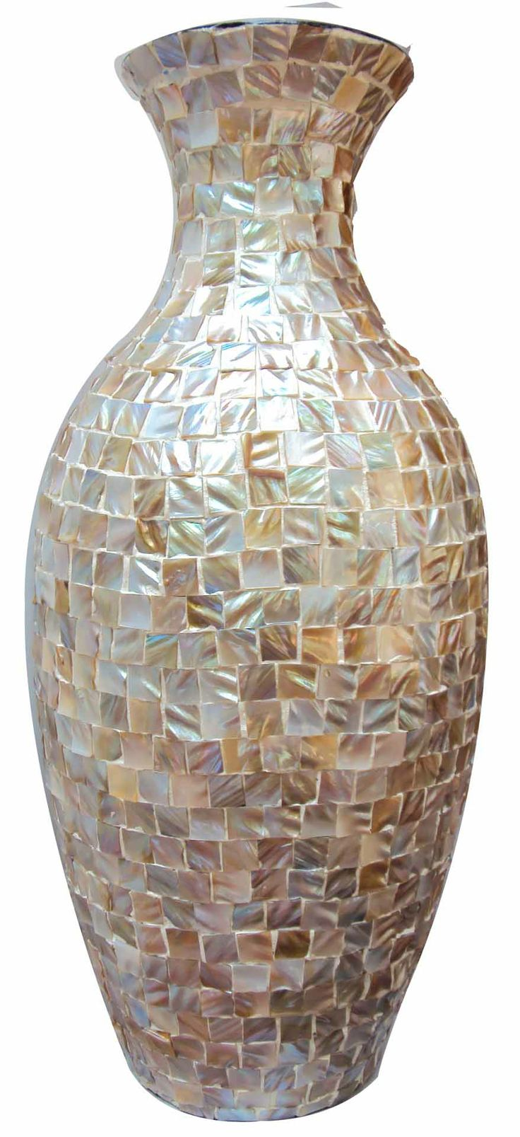 7 best mother of pearl vase images on pinterest flower vases bamboo lacquer vase with mother of pearl mosaiced and lacquer painting coated reviewsmspy