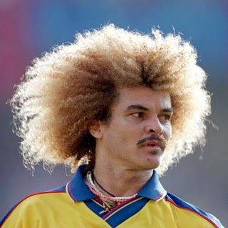 7 Pemain Sepakbola Dengan Model Rambut Unik
