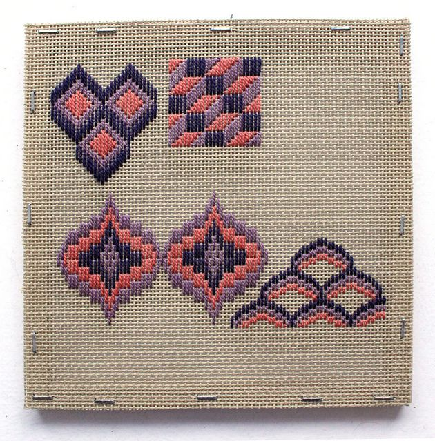 bargello sampler | Flickr - Photo Sharing!