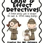FREEBIE at TPT on Cause and Effect! It looks GREAT!