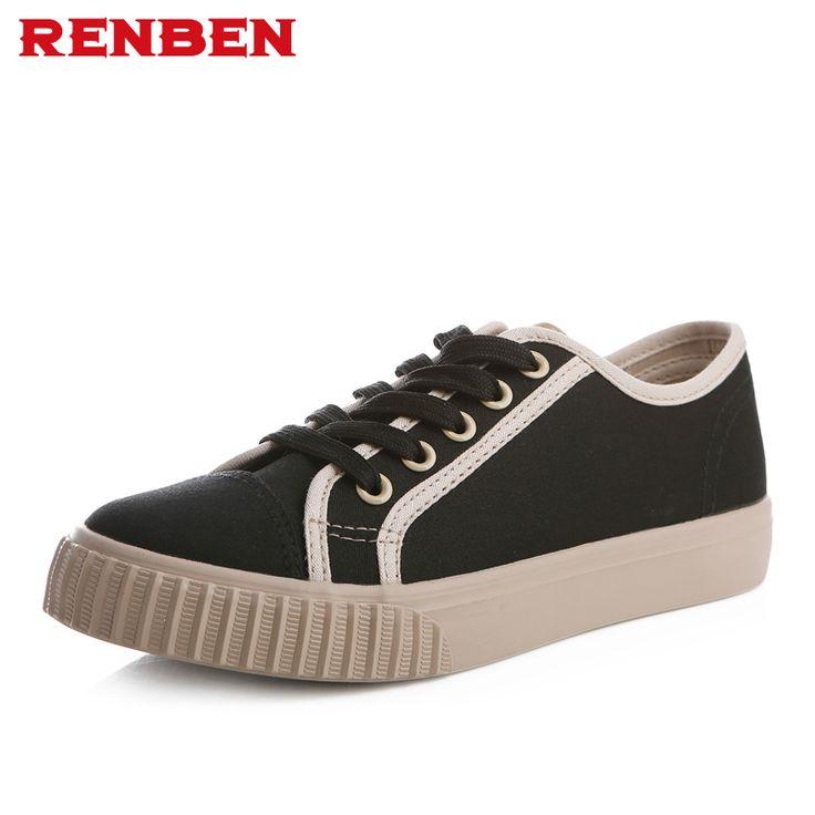 FEIFEI Hommes Chaussures Printemps Et Automne Loisirs Confortable Et Respirant Plate Chaussures 2 Couleurs (Couleur : Noir, taille : EU43/UK9/CN44)