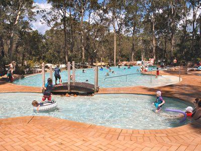 Island Beach Holiday Park Narooma
