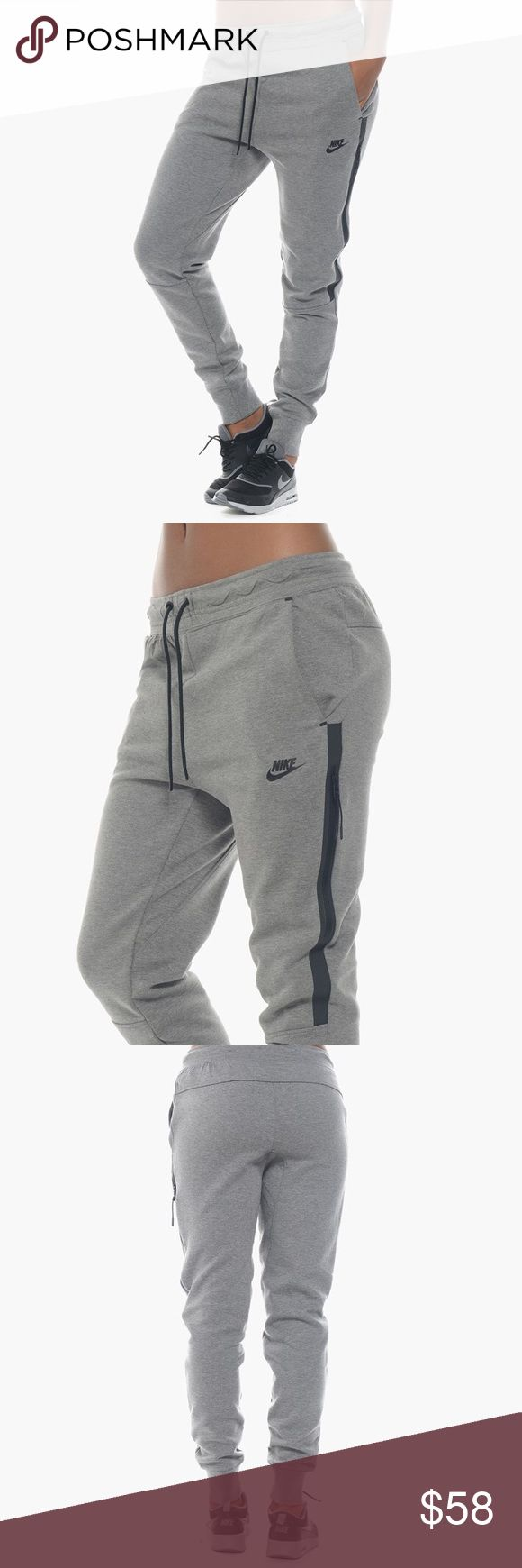 Women's Nike Tech Fleece Pants / Joggers NWT ✅Brand new with tags. Directly from NIKE. ✅Will Ship Out Next Day (Mon-Fri) ✅Send any other ❓my way! No Trades sorry!. Thanks for looking! ✌ Nike Pants Track Pants & Joggers