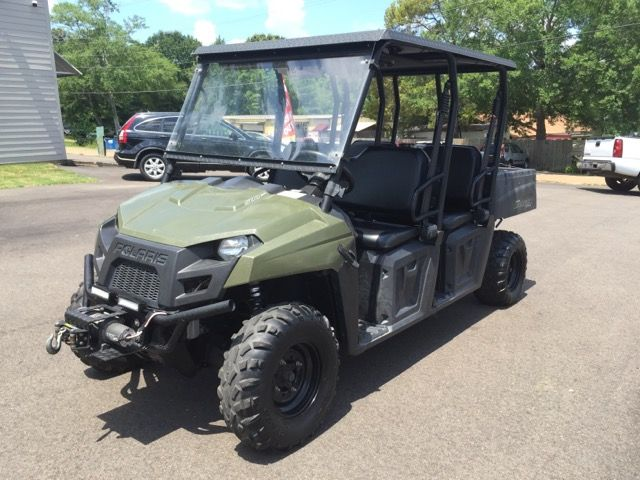 Used 2011 Polaris Ranger 500 CREW for Sale in Jackson MS 39209 Diversified Auto Sales