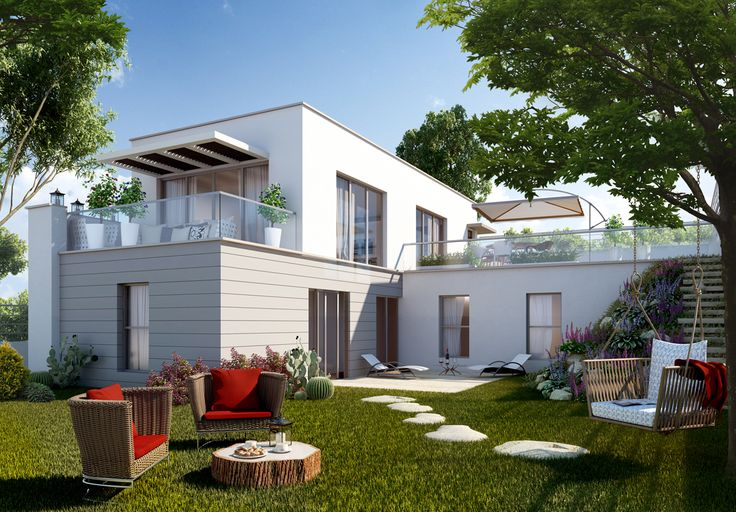 Exterior Rendering Model Decoration Brilliant Review