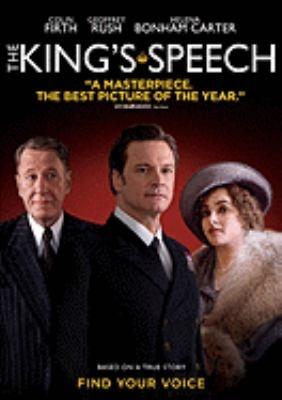 The King's Speech (DVD).