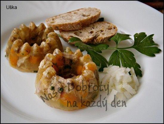 Recept Sulc - huspenina z kuřecí polévky, za pár korun. Autor: Uška.