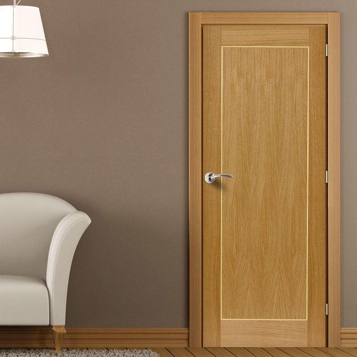Roma Diana Flush Door is Pre-Finished & 54 best Internal Panel Doors images on Pinterest | Panel doors ... pezcame.com