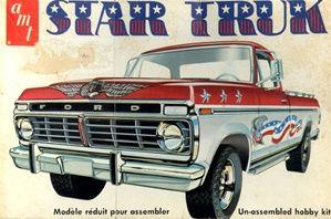 """1976 Ford F-350 Ranger Pickup (2 'n 1) Stock or """"Star Truk"""" (1/25)"""