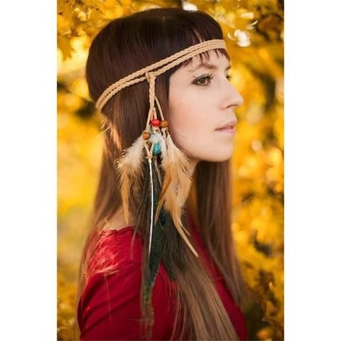 We value freedom, creativity and change. Call us hippies, bohemians, free-spirits, indigos, dandies, or freeloading bums, we don't care. We love the earth. We love nature. We are true to yourself and wear fashion that says we are free! This bohemian statement piece is a perfect for any free spirited soul. #boho #gypsy #hippie #bohemian #yoga #meditation #handmade #feathers #headband #festival #free_spirit