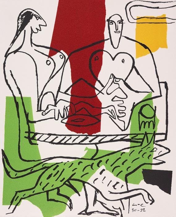 Le Corbusier ~Repinned Via Pamela Scott