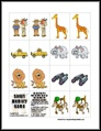 Zoo Animal Activities for Kids