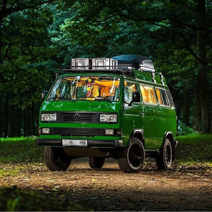 "Gefällt 1,333 Mal, 24 Kommentare - The Van Project (@van_project) auf Instagram: "" @vwt3catalunya Such green, so van """