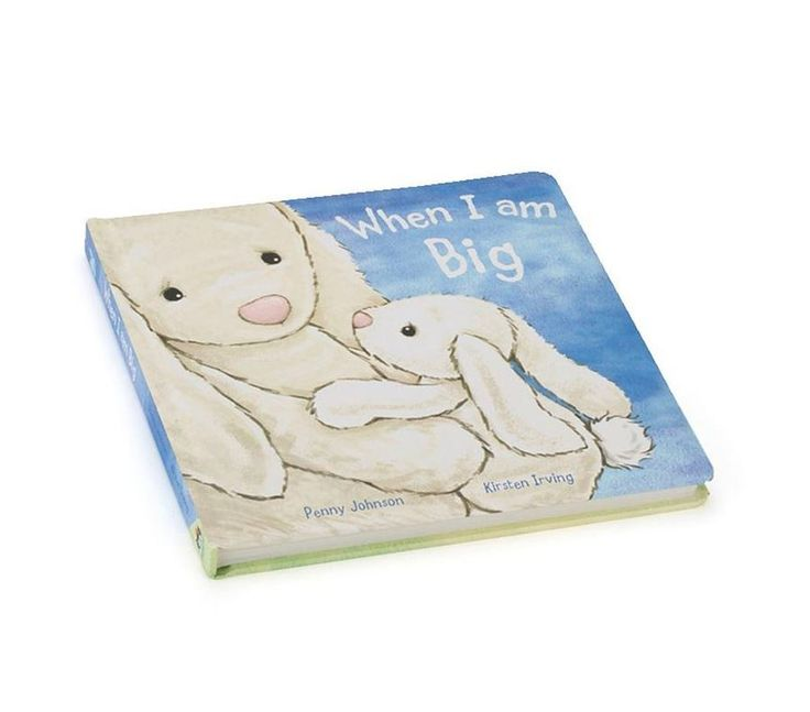 Jellycat Books  - When I Am Big from TUSK homewares
