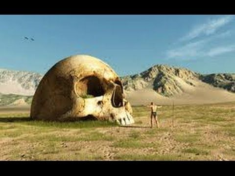 ▶ Nephilim Giants / Angels & Aliens of the Past / Scheletro interista / Ancient Human Skeletons - YouTube 9:48