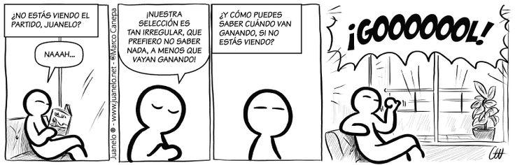Juanelo 1731: Informado